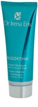 Dr Irena Eris AlgoRithm 40+ tiefenwirksame feuchtigkeitsspendende Maske für Gesicht und Hals