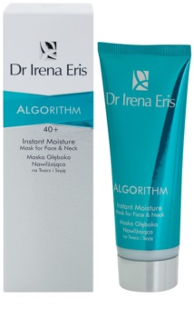 Dr Irena Eris AlgoRithm 40+ Deeply Moisturising Facial Mask For Face And Neck