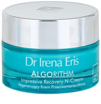 Dr Irena Eris AlgoRithm 40+ nočna regeneracijska krema proti gubam