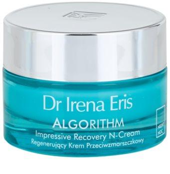 Dr Irena Eris AlgoRithm 40+ nočný regeneračný krém proti vráskam