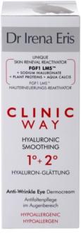 Dr Irena Eris Clinic Way 1°+ 2° vyhlazující krém proti vráskám očního okolí
