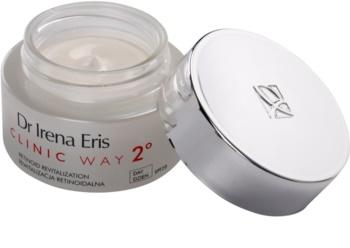 Dr Irena Eris Clinic Way 2° crème de jour hydratante et raffermissante anti-rides SPF 20