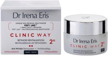Dr Irena Eris Clinic Way 2° zpevňující a zjemňující noční krém proti vráskám
