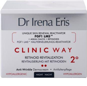 Dr Irena Eris Clinic Way 2° Crema de noapte pentru fermitate si netezire antirid