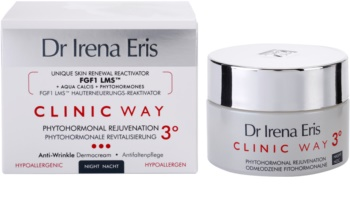 Dr Irena Eris Clinic Way 3° Rejuvenating and Smoothening Night Cream