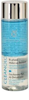 Dr Irena Eris Cleanology Twee Componenten Make-up Remover  voor Oogcontouren
