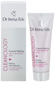 Dr Irena Eris Cleanology enzymatický peeling pre citlivú a suchú pleť