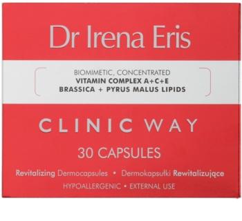 Dr Irena Eris Clinic Way Revitalizing Serum In Capsules