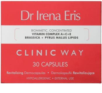 Dr Irena Eris Clinic Way sérum revitalisant en capsules
