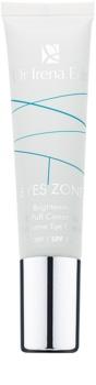 Dr Irena Eris Eyes Zone cremă iluminatoare împotriva cearcănelor și a pungilor de sub ochi SPF 20