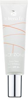 Dr Irena Eris Face Zone Anti-Falten-Tönungscreme für ein einheitliches Hautbild SPF 50+