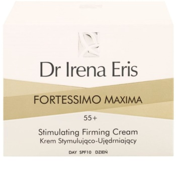 Dr Irena Eris Fortessimo Maxima 55+ crème stimulante fortifiante SPF 10