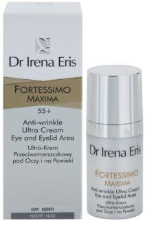Dr Irena Eris Fortessimo Maxima 55+ crème anti-rides contour des yeux