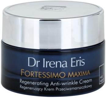Dr Irena Eris Fortessimo Maxima 55+ Herstellende Nachtcrème  tegen Rimpels