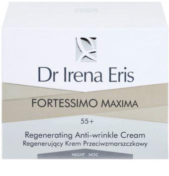 Dr Irena Eris Fortessimo Maxima 55+ crème de nuit régénératrice anti-rides