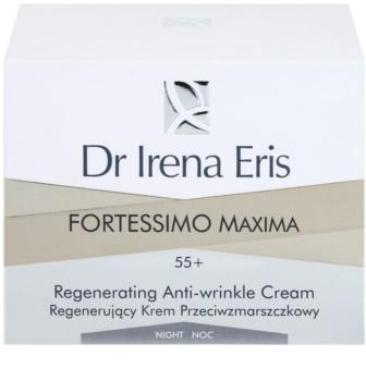 Dr Irena Eris Fortessimo Maxima 55+ éjszakai regeneráló krém a ráncok ellen