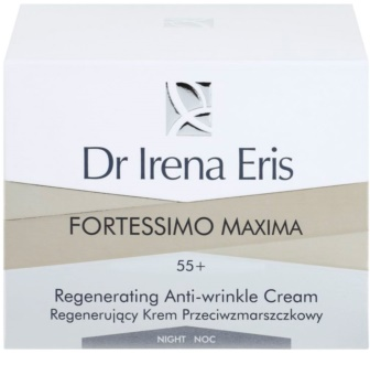 Dr Irena Eris Fortessimo Maxima 55+ Regenerating Night Cream with Anti-Wrinkle Effect