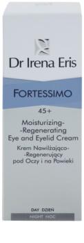 Dr Irena Eris Fortessimo 45+ crema regeneratoare si hidratanta zona ochilor