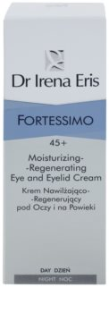 Dr Irena Eris Fortessimo 45+ Herstellende en Hydraterende Crème  voor Oogcontouren