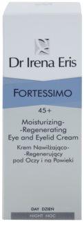 Dr Irena Eris Fortessimo 45+ regenerierende und hydratisierende Creme für die Augenpartien