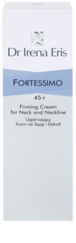 Dr Irena Eris Fortessimo 45+ spevňujúci krém na krk a dekolt