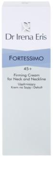 Dr Irena Eris Fortessimo 45+ Verstevigende Crème voor Hals en Decolleté