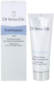 Dr Irena Eris Fortessimo 45+ lift crema de fata pentru fermitate pentru gat si decolteu