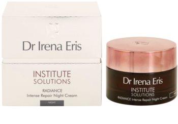 Dr Irena Eris Institute Solutions Radiance noční regenerační krém pro rozjasnění pleti