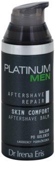 Dr Irena Eris Platinum Men Aftershave Repair baume après-rasage pour apaiser la peau