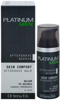 Dr Irena Eris Platinum Men Aftershave Repair balzám po holení pro zklidnění pleti