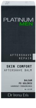 Dr Irena Eris Platinum Men Aftershave Repair After-Shave Balsem voor Kalmering van de Huid