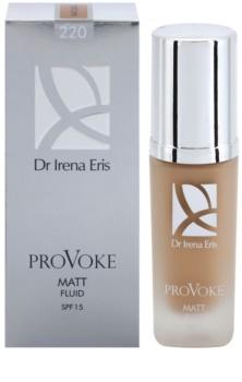 Dr Irena Eris ProVoke Make-up lichid matifiant SPF 15