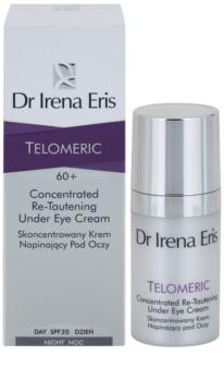 Dr Irena Eris Telomeric 60+ vypínací krém na oční okolí SPF 20