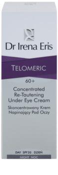 Dr Irena Eris Telomeric 60+ krem napinający do okolic oczu SPF 20