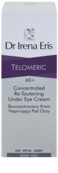 Dr Irena Eris Telomeric 60+ učvrstitvena krema za predel okoli oči SPF 20