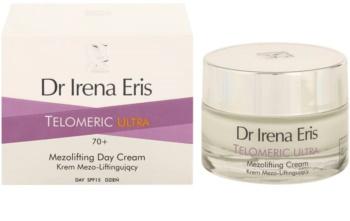 Dr Irena Eris Telomeric Ultra 70+ crema de zi pentru lifting SPF 15