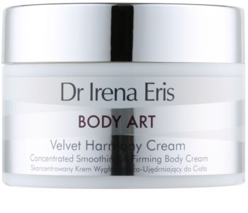 Dr Irena Eris Body Art Velvet Harmony Cream koncentrovaný vyhlazující a zpevňující tělový krém