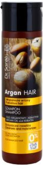 Dr. Santé Argan Hydraterende Shampoo  voor Beschadigd Haar