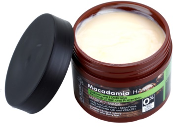 Dr. Santé Macadamia Crème-Masker  voor Futloos Haar