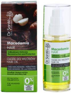 Dr. Santé Macadamia olej pre oslabené vlasy