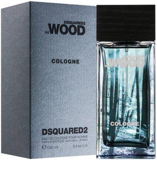 Dsquared2 He Wood Cologne Eau de Cologne Herren 150 ml