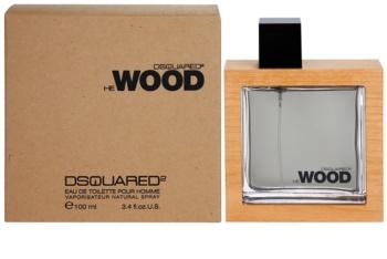 Dsquared2 He Wood Eau de Toillete για άνδρες 100 μλ
