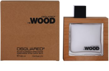 Dsquared2 He Wood After Shave Balsam Herren 100 ml