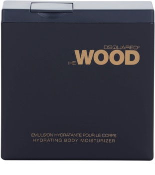 Dsquared2 He Wood leite corporal para homens 200 ml