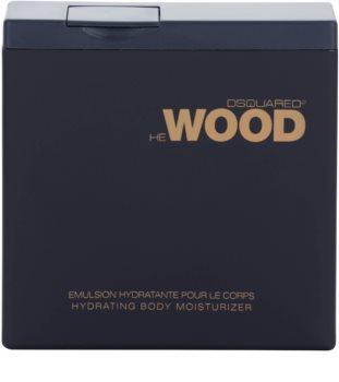 Dsquared2 He Wood testápoló tej férfiaknak 200 ml