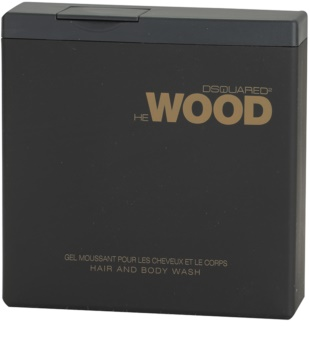 Dsquared2 He Wood Duschgel für Herren 200 ml