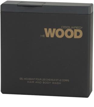 Dsquared2 He Wood tusfürdő férfiaknak 200 ml