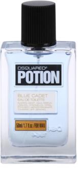 Dsquared2 Potion Blue Cadet Eau de Toilette for Men 50 ml