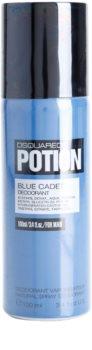 Dsquared2 Potion Blue Cadet дезодорант за мъже 100 мл.