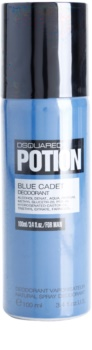 Dsquared2 Potion Blue Cadet deodorant Spray para homens 100 ml